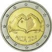2 Euro CuNi Liebe UN