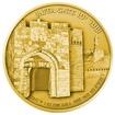 Zlatá mince Jaffská brána