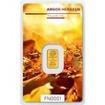 Zlatý slitek Argor Heraeus 1 g - Following Nature (podzim)