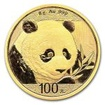 Zlatá mince Panda 8 g - 2018