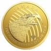 Zlatá mince Orel skalní