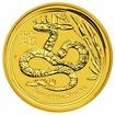 3000 Dollar -Zlatá mince  Schlange 1.000 g Gold 2013