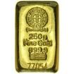 Zlatý slitek Argor Heraeus 250 g