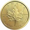 Zlatá mince Maple Leaf 1/2 Oz (různé roky)