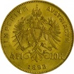 Zlatá mince - 4 Zlaté