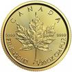 Zlatá mince Maple Leaf 1/20 Oz