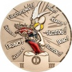 Bronzová mince Asterix - Olympijské hry