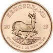 Zlatá mince Krugerrand 1 Oz -r. 2019