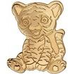 1 Dollar -zlatá mince Tygr UN