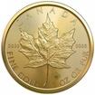Zlatá mince Maple Leaf 1 Oz -různé roky