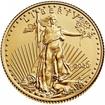 Zlatá mince  American Eagle 1/4 Oz