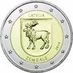 2 Euro CuNi Zemgalsko