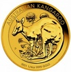 Zlatá mince Klokan 1/4 Oz 2021