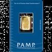 Zlatý slitek PAMP Fortuna 2,5 gramů
