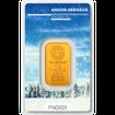 Zlatý slitek Argor Heraeus 10 gramů FN zima 2017/18