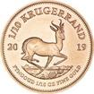 Zlatá mince Krugerrand 1/10 Oz