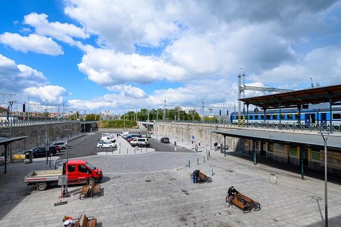 Hl. vlakové nádraží (ilustrační foto)