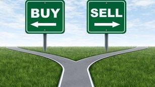 40 akcií k nákupu a 40 akcií na prodej