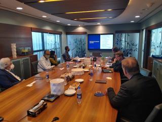 České firmy navštívily rafinérie v Pákistánu