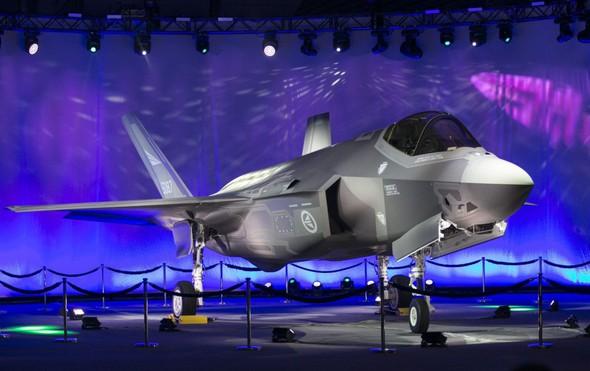 První letoun F-35A zakoupený Japonskem