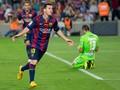 Messi ilustrační