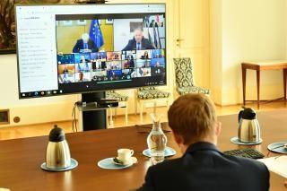 Ministr jednal s evropskými kolegy o situaci v Afghánistánu